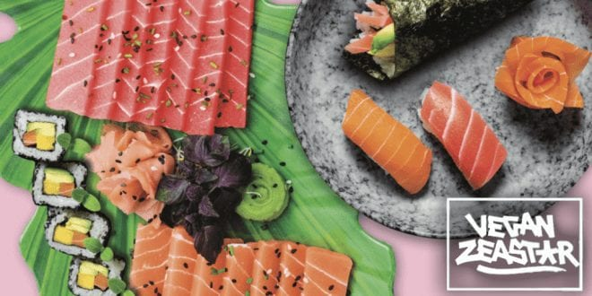 Vegan-sashimi-to-debut-in-the-UK