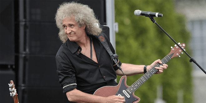 Brian May to attend 'clean boot' Boxing Day humane bloodhound hunt