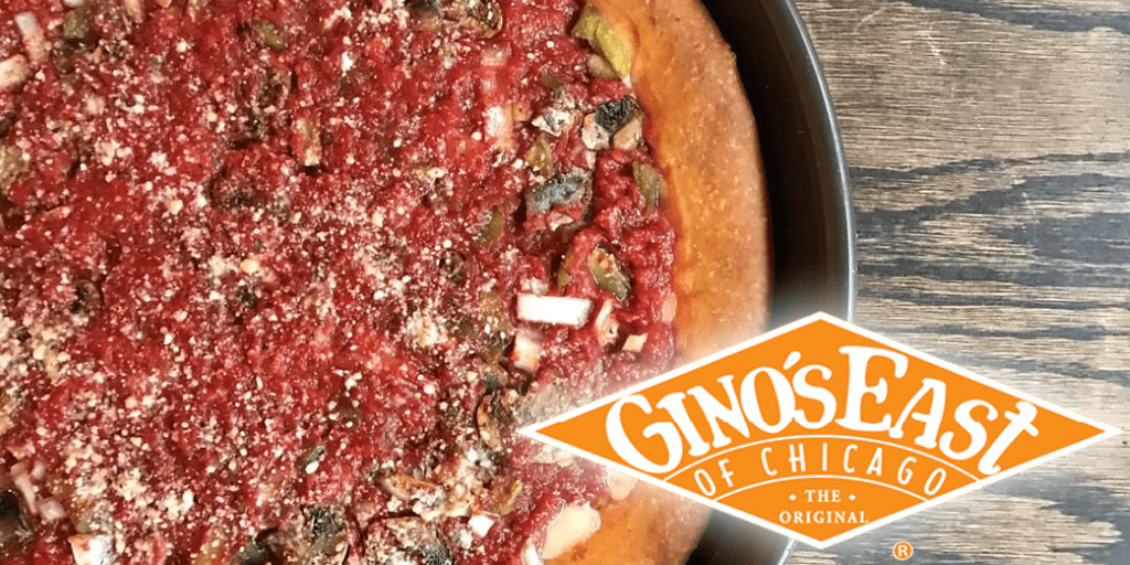 Gino's East becomes the first pizza outlet to offer vegan cheese in Chicago