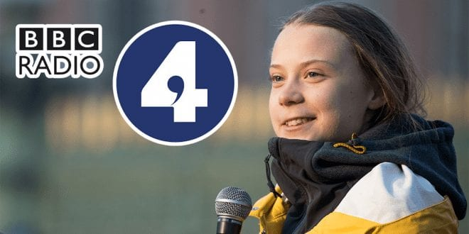 Greta Thunberg thanks David Attenborough for inspiring her to fight for climate change