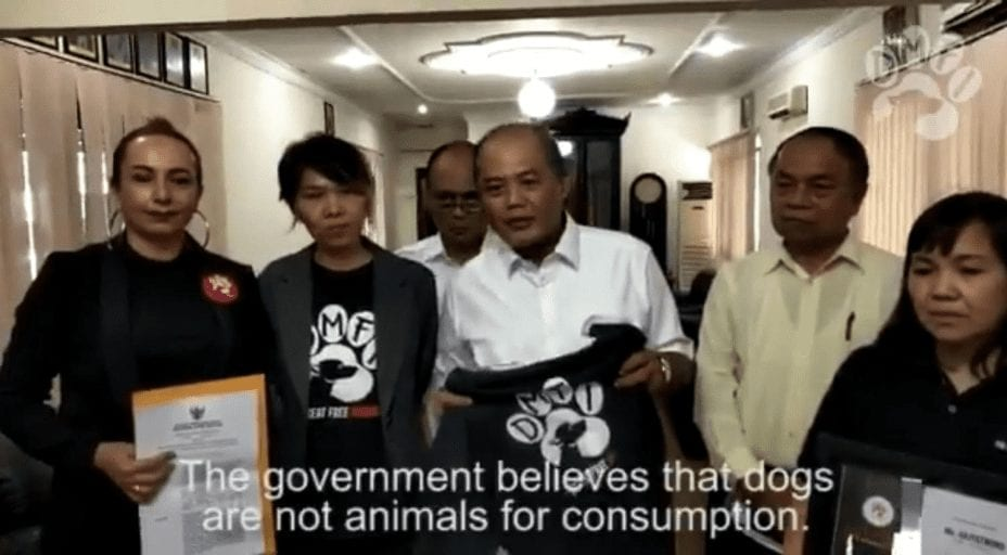 Indonesian governor bans consumption of dog meat in groundbreaking move