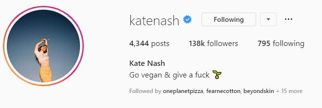 Kate Nash Bio