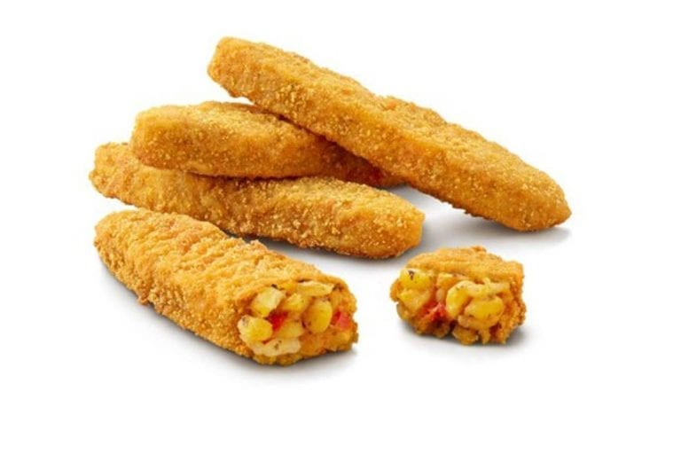 McDonald's will launch veggie dippers in January