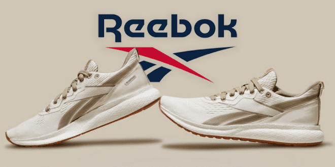 Reebok to debut its first plant-based running sneaker