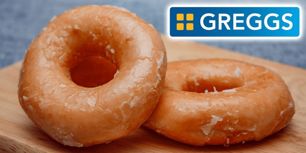 Stay tuned Greggs may release a vegan glazed ring donut this month
