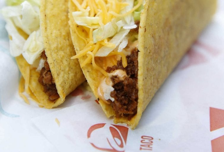 Taco Bell debuts vegan meat made from oats in Europe_TotallyVeganBuzz