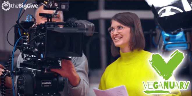 Veganuary set to air first ever vegan advert on mainstream UK television
