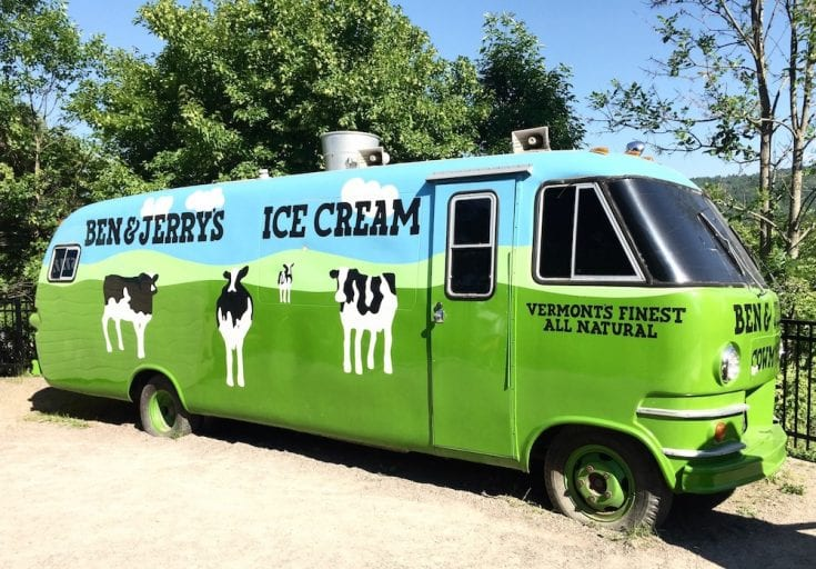 Ben&Jerry's removes 'Happy Cows' claim after lawsuit sues it for misrepresentation