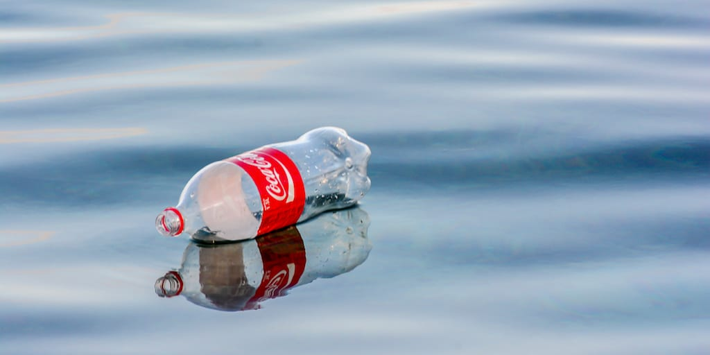 Coca-Cola wants to keep using plastic bottles in UK