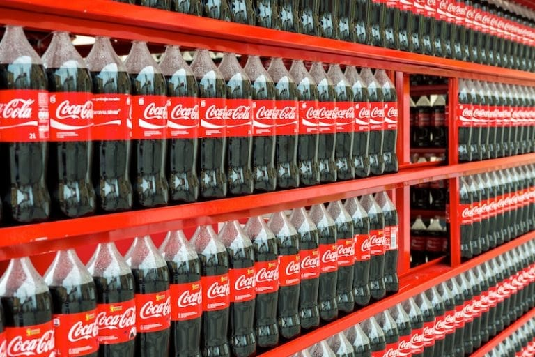 Coca-Cola wants to keep using plastic bottles
