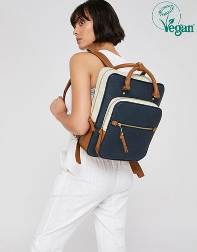 HARRIET VEGAN BACKPACK