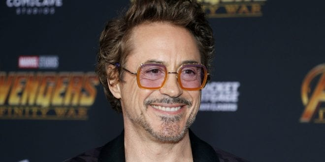 Iron man Robert Downey Jr goes vegan