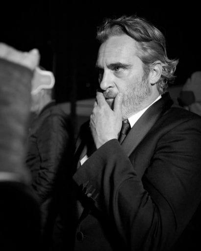 Joaquin Phoenix heads straight to Pig Vigil post SAG award win
