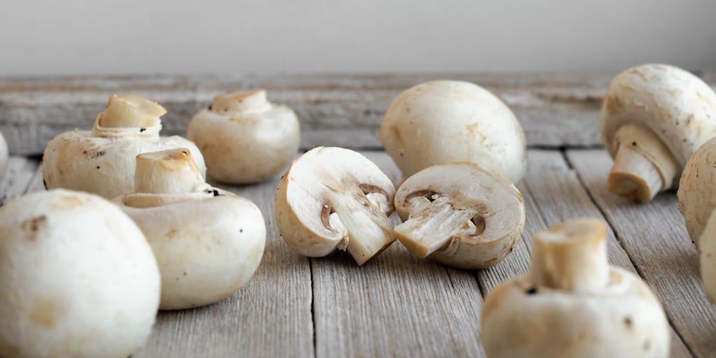 Mushroom sale sore at Tesco