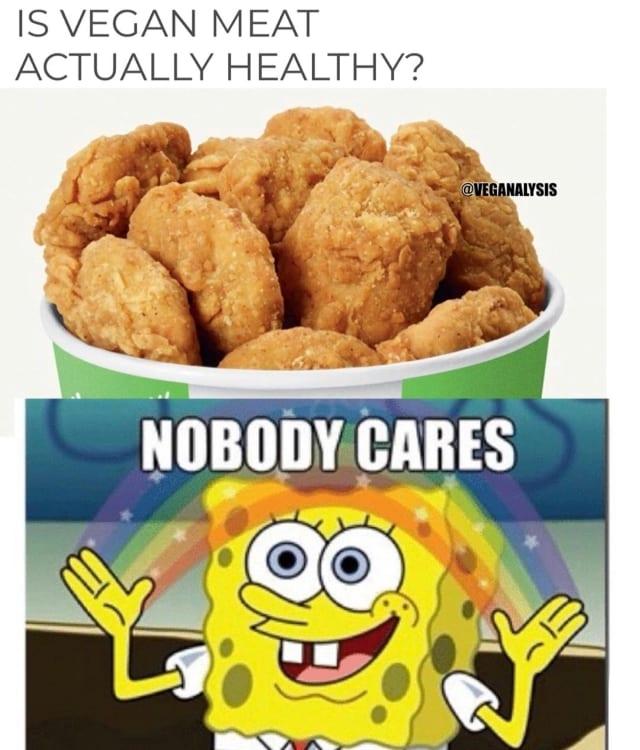 Nobody Cares