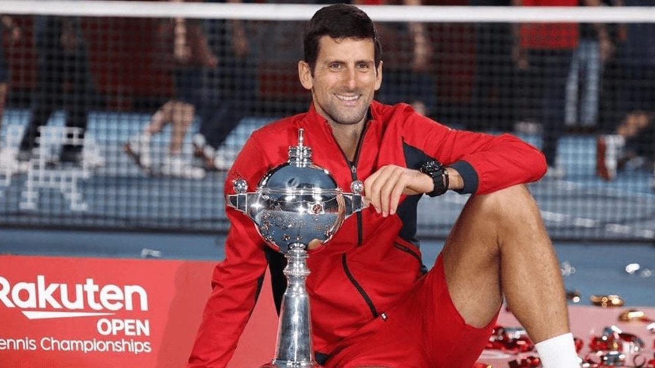 Novak Djokovic Says Plant Based Diet Has Aced His Strength Power And Speed In Tennis Totally Vegan Buzz