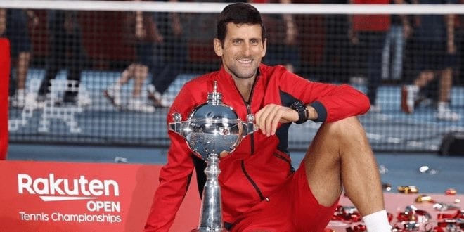 Novak Djokovic says plant-based diet has aced his strength, power and speed in tennis