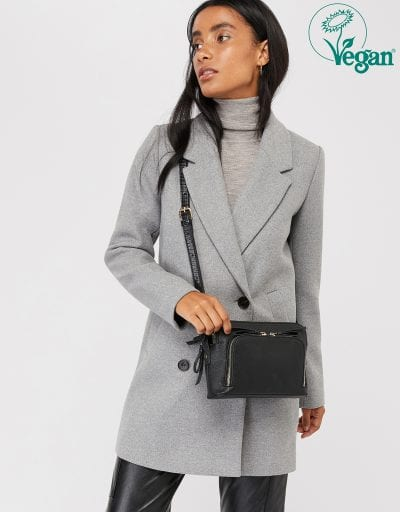 TAYLOR VEGAN CROSS BODY BAG
