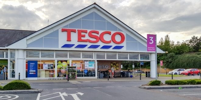 Tesco to scrap 67 million plastic pieces