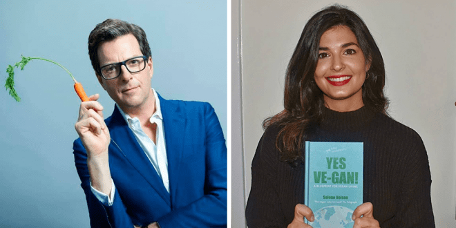 Vegan journalist convinces former Waitrose editor who joked about killing vegans to try veganism for a week