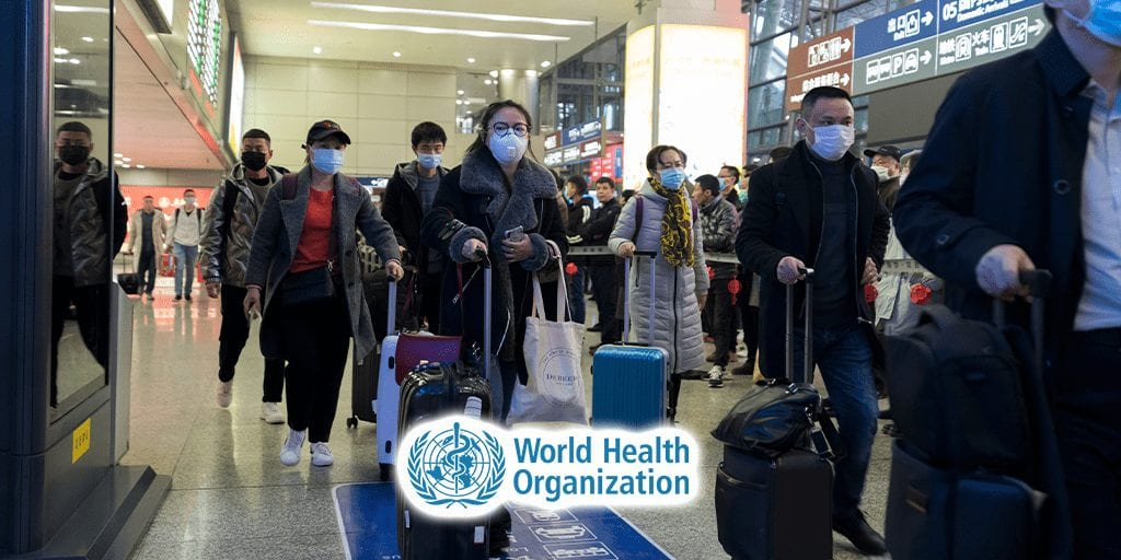 WHO declares coronavirus outbreak a 'global public health emergency'