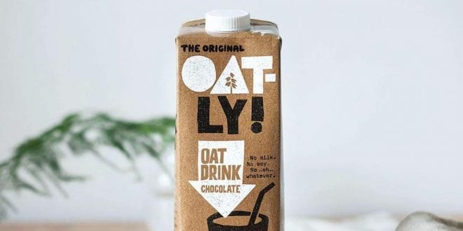 oatly offering free vegan drinks across the UK