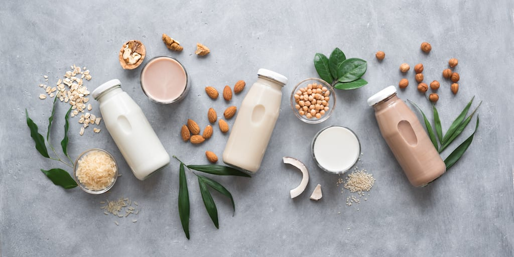 vegan plant milk