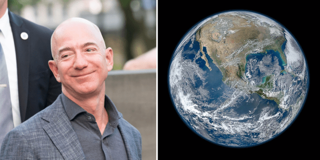 Amazon CEO Jeff Bezos announces $10 billion fund to tackle climate change