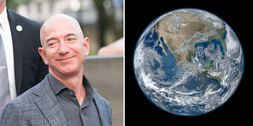 Jeff Bezos Just Pledged $10 Billion to Fight the Climate Crisis