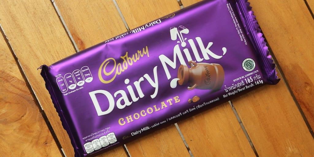Cadbury reportedly launching vegan-friendly version of classic Dairy Milk bar