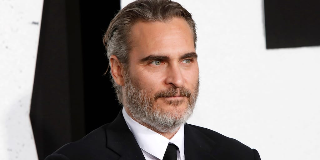JoaquinPhoenix condemn the dairy industry at the Oscars