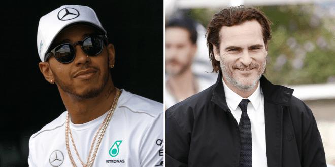 Lewis Hamilton is inspired by Joaquin Phoenix's Oscar Speech