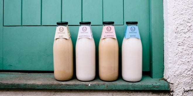 Devon vegan milk company to sell almond and coconut milks across the UK