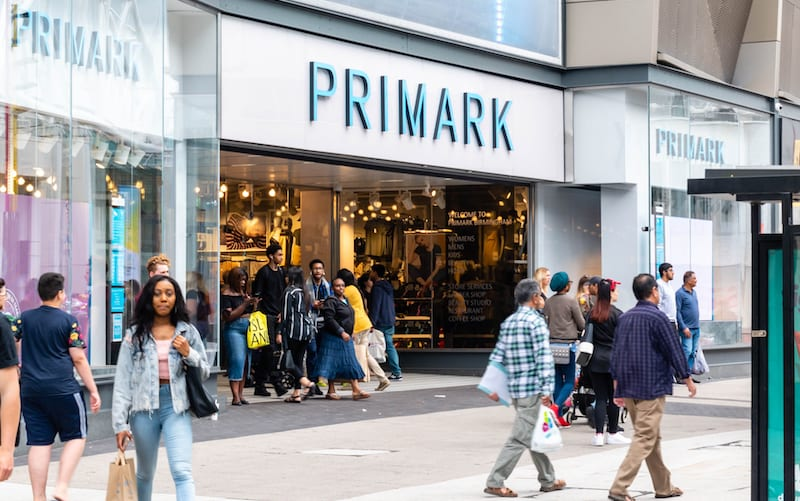 Fashion firm Primark is officially vegan with TÜV Rheinland certification