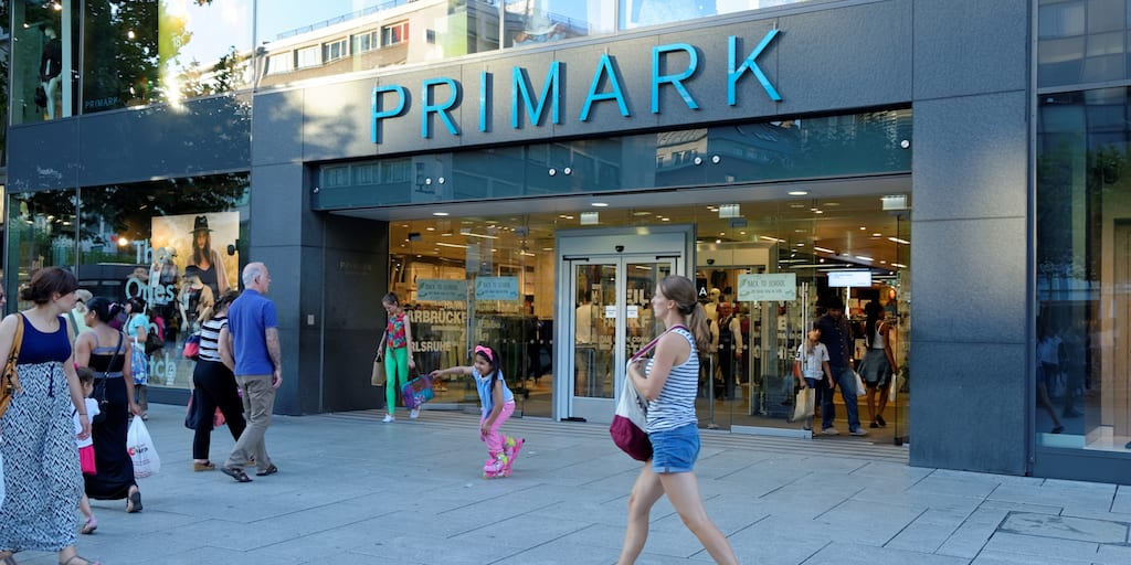 Fashion firm Primark is officially vegan with a TÜV Rheinland certification
