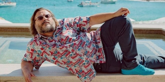 Jack Black ditches meat to support his health and help fight climate change