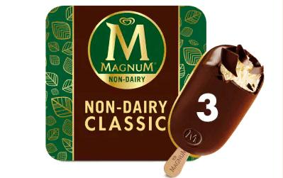Magnum launches vegan sea salt caramel ice cream in the US