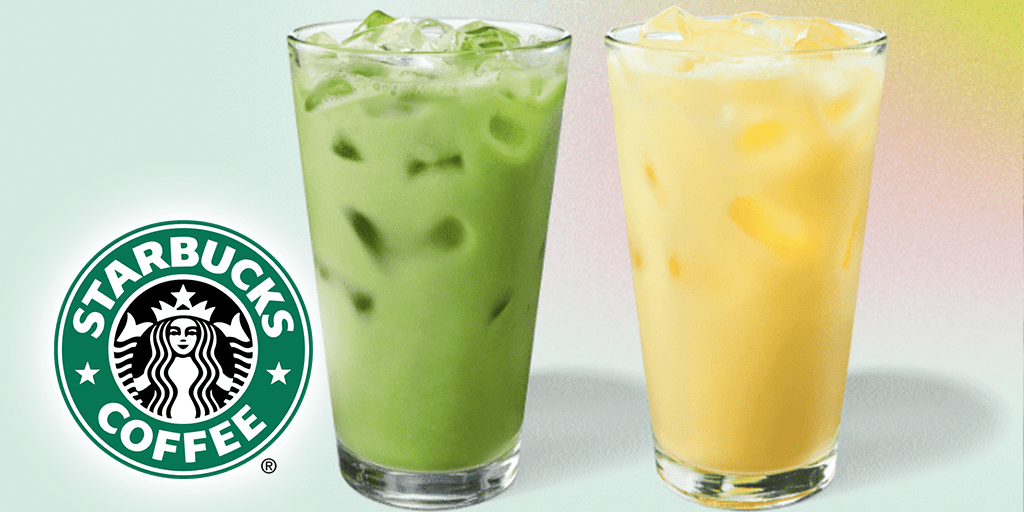 Starbucks launches two new vegan drinks