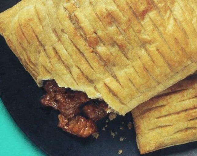 Aldi launches Greggs' inspired vegan steak bakes