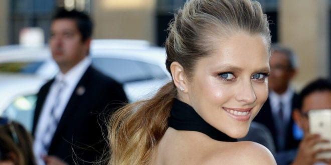 Aussie actress Teresa Palmer goes vegan
