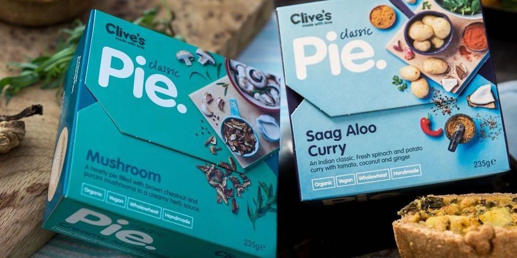 British vegetarian pie maker is now 100% vegan