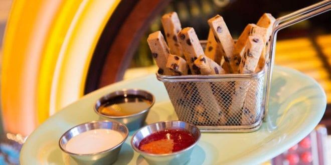 Disney shares secret vegan chocolate cookie fries recipe make at home