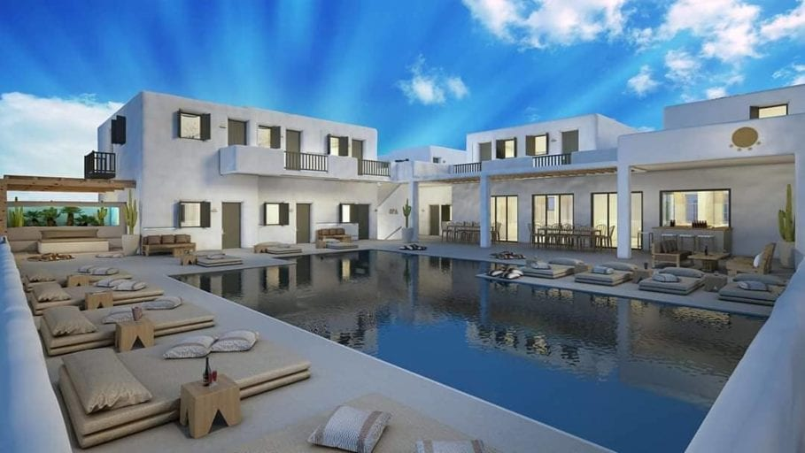 Greece to open its first fully vegan hotel in Mykonos