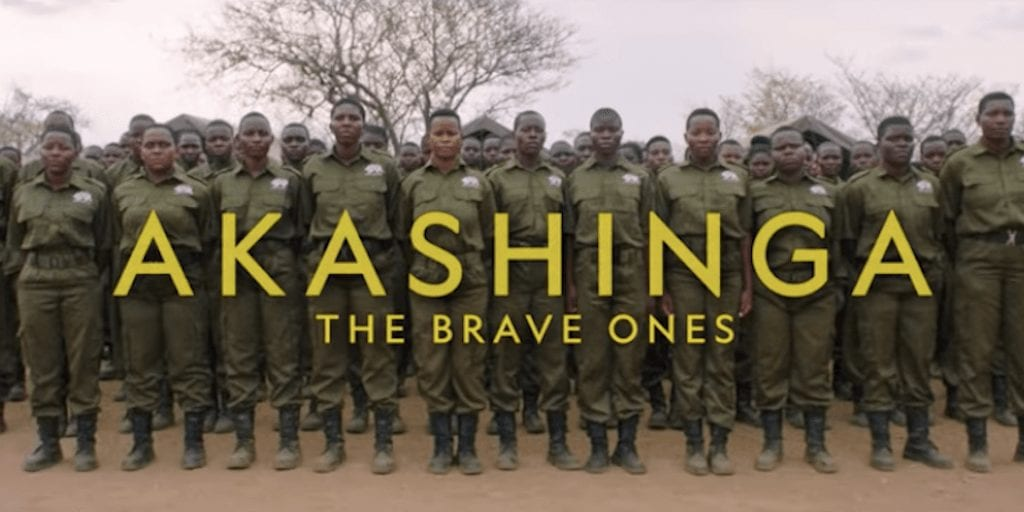 James Cameron new film spotlights female antipoaching warriors Zimbabwe