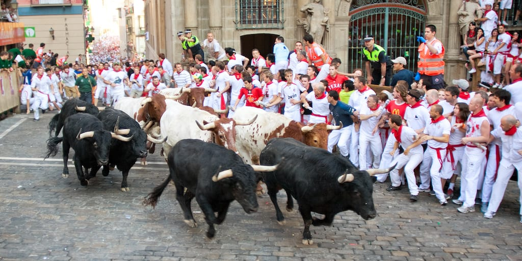 PAMPLONA CANCELLED