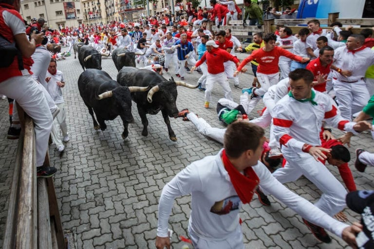 PAMPLONA is cancelled due to covid19