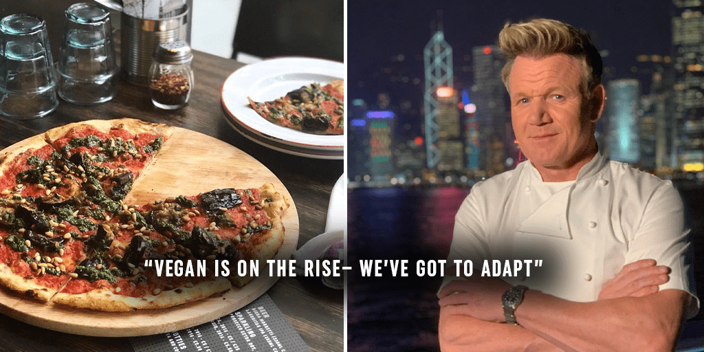 PETA Gordon Ramsay to make his restaurants vegan wake of coronavirus