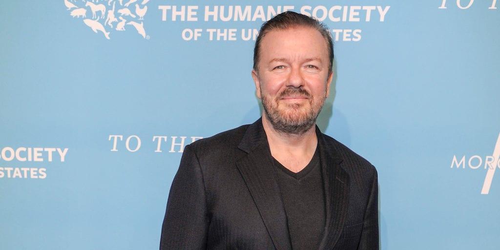 Ricky Gervais demands global shutdown of all wildlife 'wet' markets to avert future pandemics