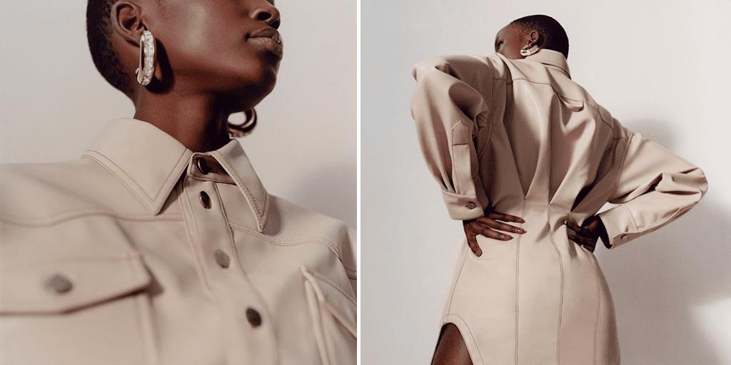 Rihanna won PETA's Fashion Award for new vegan leather capsule collection