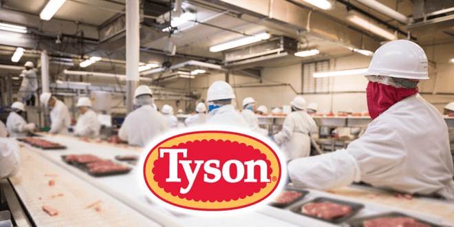 Tyson Foods closes largest pork plant due to coronavirus